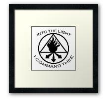 John Constantine/HellBlazer Shirt Framed Print