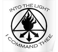 John Constantine/HellBlazer Shirt Poster