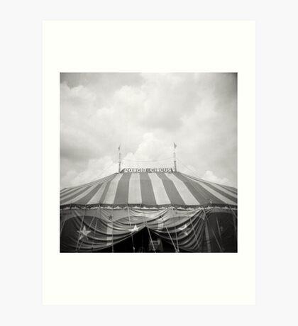 Garcia Circus Art Print