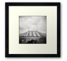 Garcia Circus Framed Print
