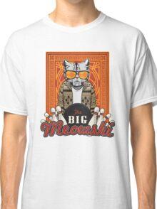 The Big Meowski Classic T-Shirt