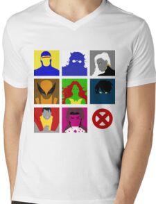 X-Men UNITE!! Mens V-Neck T-Shirt