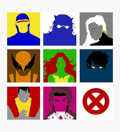 X-Men UNITE!! Photographic Print