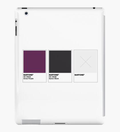 The Colorists - BARTONE iPad Case/Skin