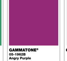 The Colorists - GAMMATONE Sticker