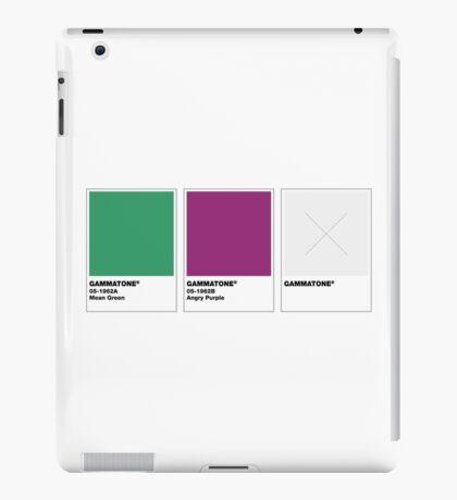 The Colorists - GAMMATONE iPad Case/Skin