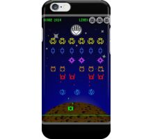 SPACE SECTOR INVADERS iPhone Case/Skin