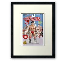 LJN - Robbie Eagles Framed Print