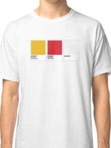 The Colorists - PANTONY Classic T-Shirt