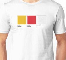The Colorists - PANTONY Unisex T-Shirt