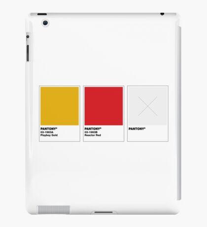 The Colorists - PANTONY iPad Case/Skin