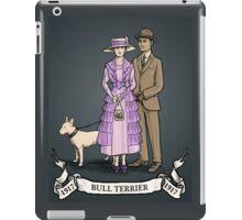 Bull Terrier - 1917 iPad Case/Skin