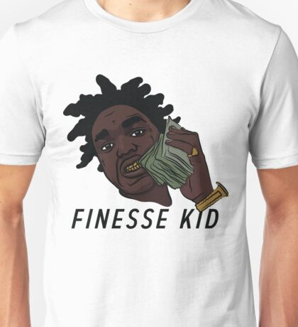 "Kodak Black ""Finesse Kid"" Unisex T-Shirt"