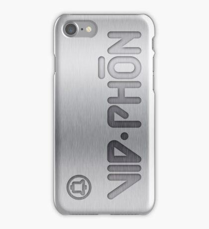 Bladerunner Vid Phon iPhone Case/Skin