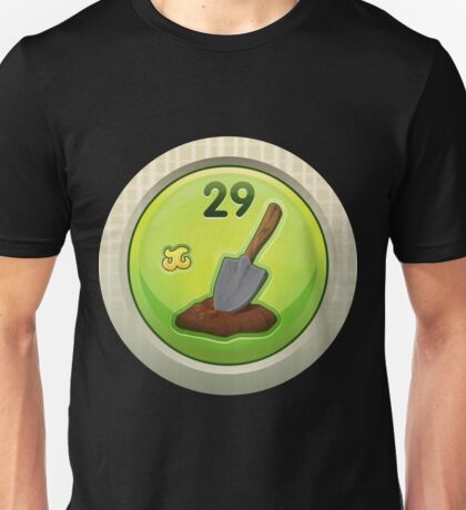 Glitch Achievement shovel jockey Unisex T-Shirt