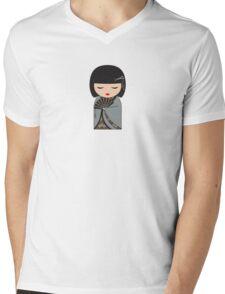 Yoso Girl - Kinzoku Mens V-Neck T-Shirt