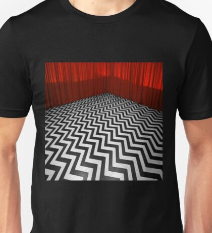 THE BLACK LODGE Unisex T-Shirt