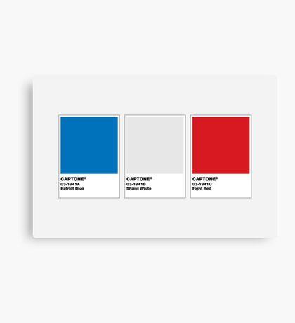 The Colorists - CAPTONE Canvas Print
