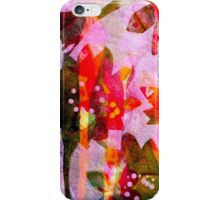 Candy Flowers iPhone Case/Skin