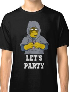 Bill Lets Party Classic T-Shirt
