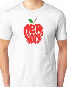 Big Apple New York Unisex T-Shirt