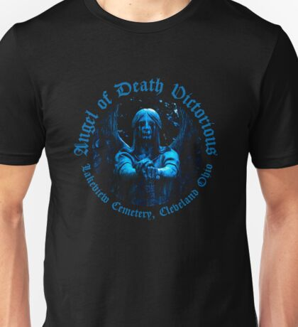 Angel of Death Victorious Unisex T-Shirt