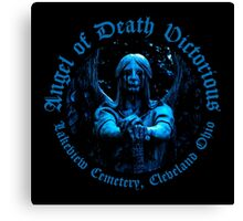 Angel of Death Victorious Canvas Print