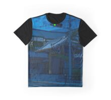 Temple in Nezu Graphic T-Shirt