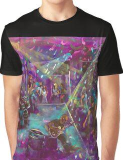 Mason Rack -Live at the Coast Hotel Budgiewoi NSW Graphic T-Shirt