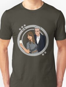 The Doctor and Clara - Selfie T-Shirt