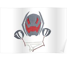 Ultron's Puppet Poster