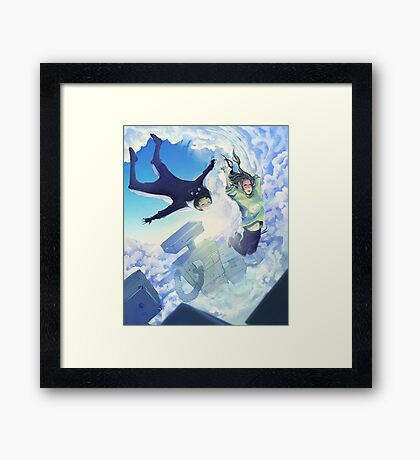 Toy March Framed Print