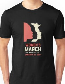 Women's March on Washington 2017 Unisex T-Shirt