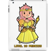 Level 20 Princess iPad Case/Skin