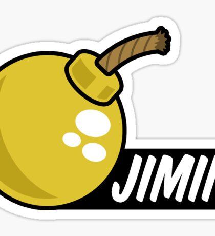 BTS/Bangtan Boys Jimin + Bomb Sticker