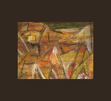 Windy Autumn - Section of Art Pastel Abstract 2 Unisex T-Shirt