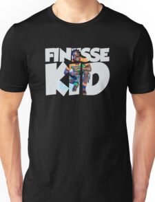 Young Kodak the Finesse Kid- Kodak Black Unisex T-Shirt