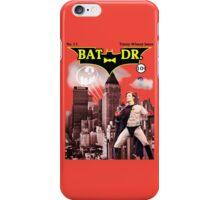 Bat Doctor (Comic) iPhone Case/Skin