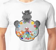 SUPER POKEMON BROS Unisex T-Shirt