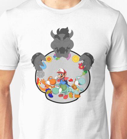 SUPER POKEMON BROS Unisex T-Shirt