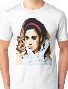 Heart On Cheek Marina Unisex T-Shirt