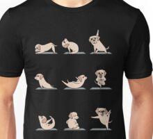 Labrador Retriever Yoga Unisex T-Shirt
