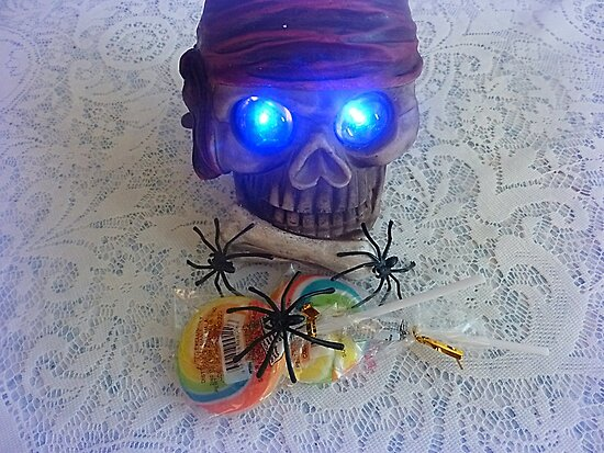 Halloween Lollypops - Watch the Goblin by EdsMum