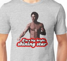 Dirk Bright Shining Star Unisex T-Shirt
