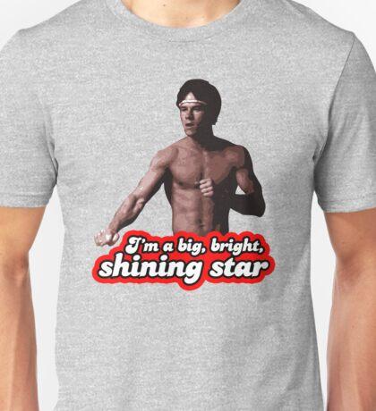 Dirk Bright Shining Star Unisex T-Shirt