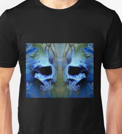 Etheral Skulls Unisex T-Shirt