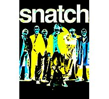Inverted Snatch Poster Photographic Print
