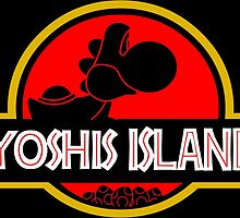 YOSHIS ISLAND V2 by popcultchart