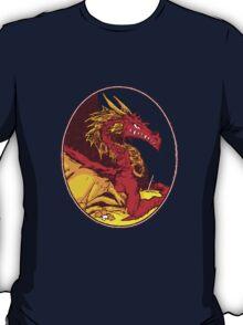 Ancient Red Dragon T-Shirt