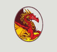 Ancient Red Dragon Unisex T-Shirt